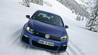 Nový Volkswagen Golf R, Foto: VW