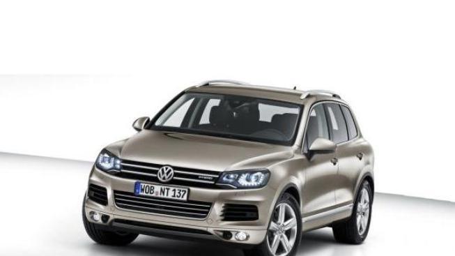 Volkswagen Touareg, Foto: Volkswagen