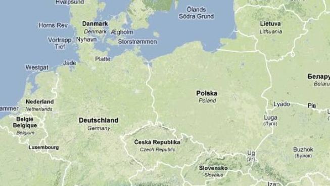 Česko patří k zemím, které nejlépe odolávají dopadům krize, Foto: google maps