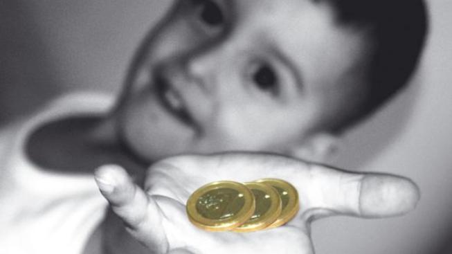 Jaký bankovní účet vybrat dětem? Foto: SXC