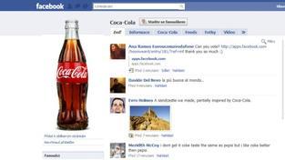Firmení profil na Facebooku využívají světové značky i malé firmy, Foto: NašePeníze.cz