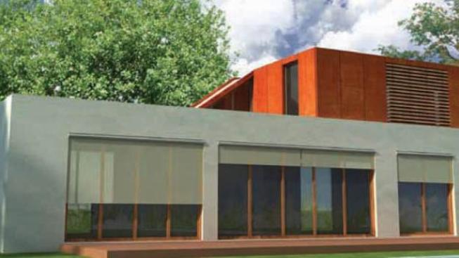 Firma ke stavbě domů používá patentovaný český výrobek Flexibuild