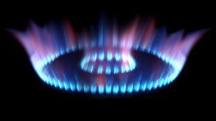 Měsíční náklady u průměrné domácnosti využívající zemní plyn na vaření, ohřev vody a vytápění tak vzrostou zhruba o 100 korun, Foto: SXC
