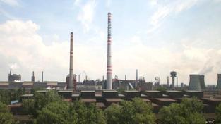 finanční krize se promítla i do hospodaření oceláren a největší panika na jaře 2009 srazila kurz dokonce pod 1 500 Kč, Foto: