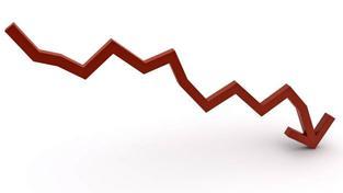 Průměrná úroková sazba již jedenáct měsíců v řadě vykazuje klesající trend , Foto: SXC