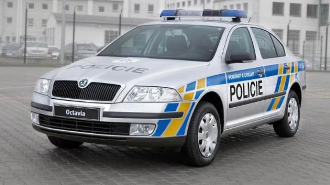 Policisté mají průměrný měsíční plat zhruba 31 800 korun, Foto: skodaoctavia.cz