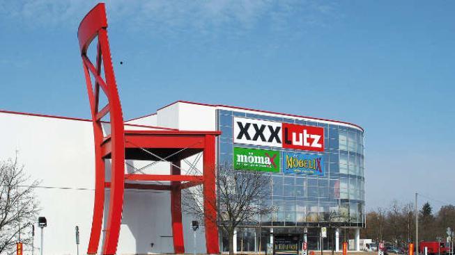XXXLutz v Praze otevírá největší obchodní dům s nábytkem v Česku, foto: XXXLutz
