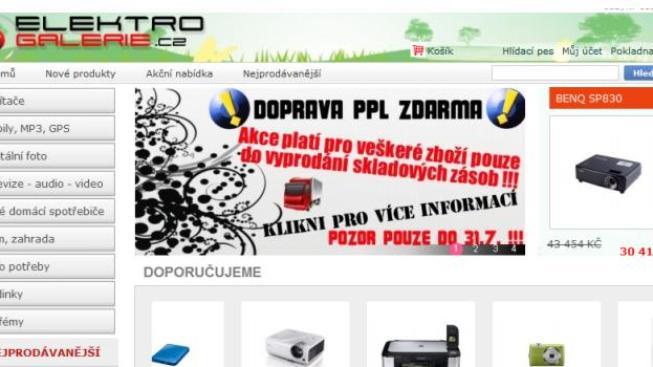 Podvodník se snaží vzbudit dojem poctivého a důvěryhodného e-shopu také falešnými certifikacemi