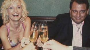 Zálibu v psaní sdílí s Jiřím Paroubkem i jeho manželka Petra, Foto:Barrandov TV