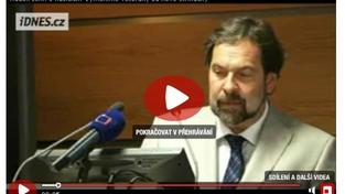 Ministr zopakoval svůj slib, že se letos nebudou krátit odměny policistů ani hasičů, ani se nebude propouštět, Foto: VV