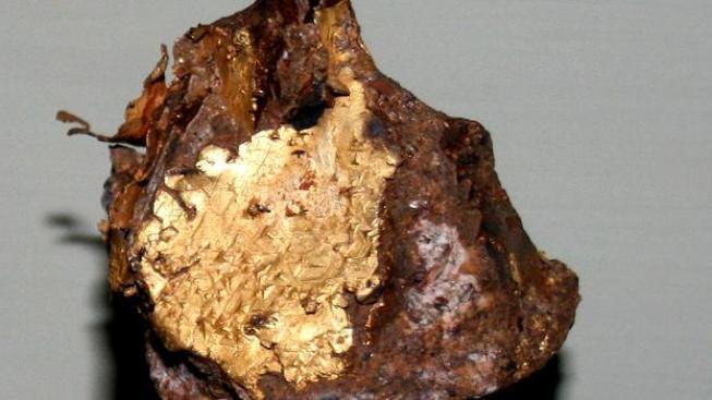 Zlato se v Jeseníkách těžilo již ve středověku, Foto: Karel Jakubec