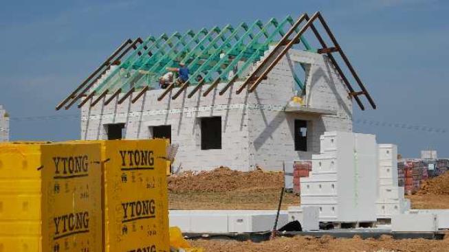 Za skvělé ceny můžete v podzimní sezóně nakoupit i nejkvalitnější stavební materiály., Foto:Ytong