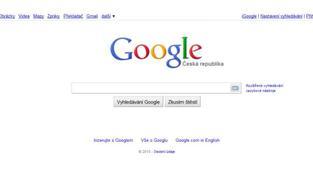 V listopadu roku 2010 Google oznámil, že v příštím roce zvýší mzdy o deset procent, Ilustrační foto: web Google.cz