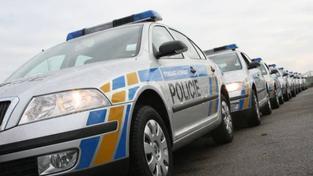 U nás jezdí policisté dva, jeden druhému ještě něco dokazuje a v konečné fázi nedokáží nic, Foto: PČR