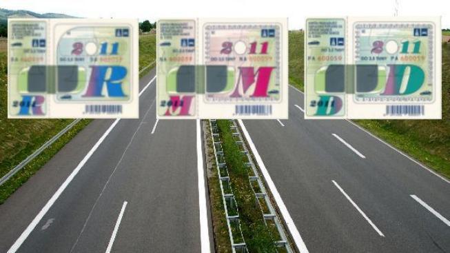 Dálniční známky nabídne opět Česká pošta i benzínové stanice, Foto:ŘSD/NašePeníze.cz