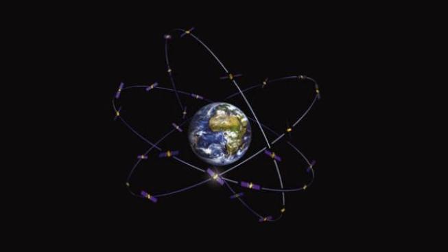 Navigační systém Galileo je autonomní evropský Globální družicový polohový systém (GNSS), bude obdobou amerického systému Navstar GPS