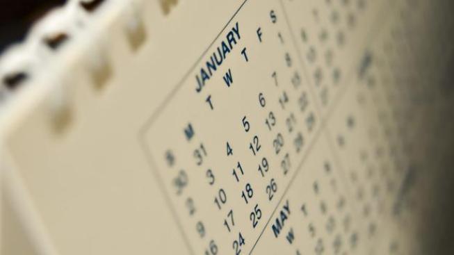 Daňový kalendář pro rok 2011, Ilustrační foto: SXC