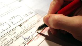 Vzory všech aktuálních daňových tiskopisů v roce 2011