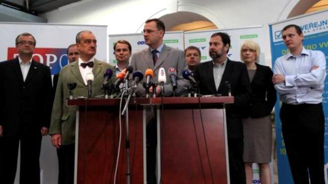 Vláda však ještě bude řešit pět sporných bodů, Foto: ODS