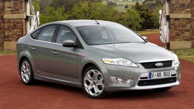 Ford je nejčastěji zastoupenou zahraniční značkou v ČR s celkovým počtem 432 tisíce registrací. , Foto: Ford Mondeo (Ford)