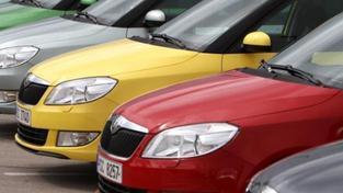 odbory budou usilovat o zachování výroby v závodu Vrchlabí, kde se nyní vyrábějí vozy Roomster a Octavia A5, Foto: Škoda auto