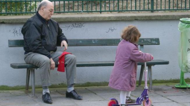 V současnosti je státní penze hlavním příjmem pro téměř devět důchodců z deseti , Foto: SXC