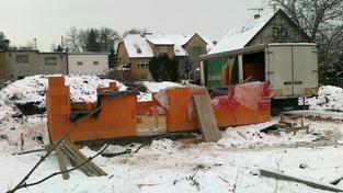 Klíčovým problémem stavebních společností je podle analýzy stále nedostatečná poptávka, Foto: NašePeníze.cz