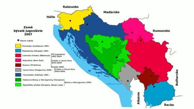 Nejmenší nezaměstnanost ze zemí vzniklých na území bývalé federativní Jugoslávie je podle OSN v dvoumilionovém Slovinsku, Foto: Wikipedia