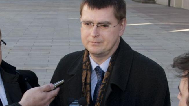 Lubomír Lízal působil od roku 1993 v Národohospodářském ústavu Akademie věd ČR (NHÚ AV ČR) jako odborný pracovník, Foto:ČNB
