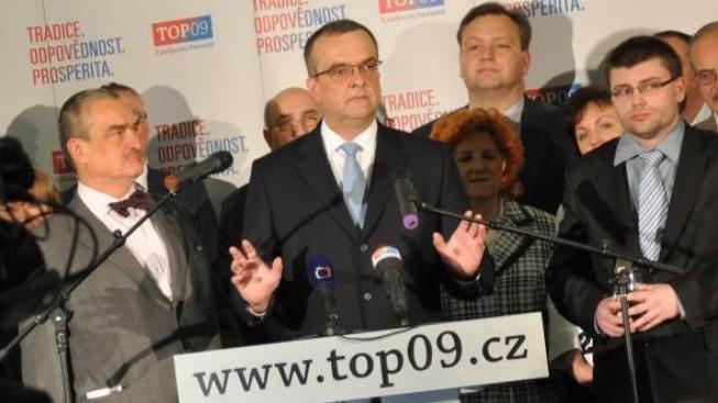 Důvodem je podle TOP09 fakt, že v Česku existuje zákon o protiprávnosti komunistického režimu a odporu proti němu, Foto:TOP09