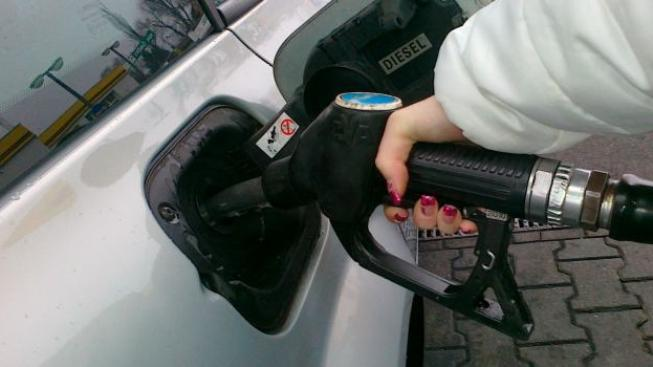 Na sousedním Slovensku se ceny nejprodávanějších druhů pohonných hmot vyvíjely rozdílně, Foto: NašePeníze.cz