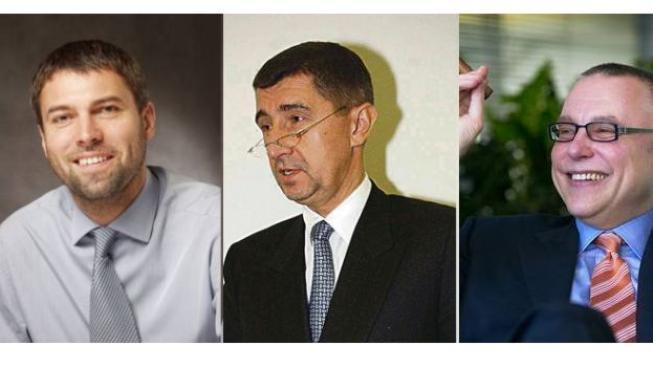 Tři Češi se dostali do žebříčku nejbohatších lidí časopisu Forbes, Kellner skončil na 97. pozici, Foto: PPF, Agrofert, NašePeníze.cz