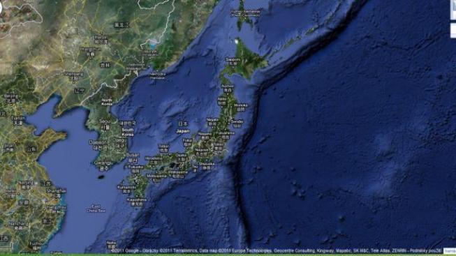 Finančně můžete přispět do veřejných sbírek, které byly na pomoc Japonsku vyhlášeny, Foto: Google