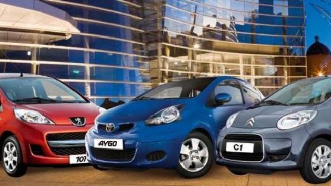 Nejprodávanější značkou na trhu zemí EU27 + EFTA přesto byl Volkswagen, Foto: TPCA