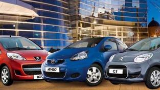 v České republice se prodej nových osobních aut v prvním čtvrtletí zvýšil o 6,83 procenta, Foto:TPCA