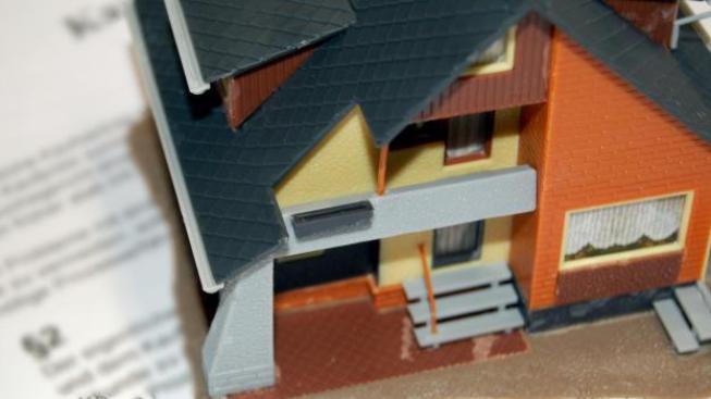 Z celkového objemu 10,4 miliard korun více než 56 % tvořily hypotéky s 5 letou fixací úrokové sazby, Foto: SXC
