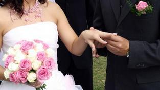Svatební pojištění je v zahraničí zcela běžným typem pojištění, který chrání finanční zájmy snoubenců, Foto:NašePeníze.cz