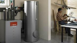 Tepelné čerpadlo je moderní a ekologická technologie pro vytápění a ohřev vody, Foto: Viessmann