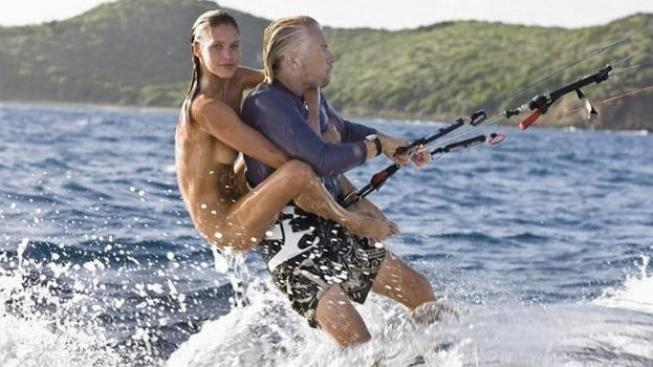 Richard Branson - Foto: Stern