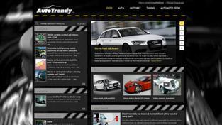 Chcete mít vždy ty nečertsvější informace právě ze světa aut a motorek? Sledujte nový auto moto magazín AutoTrendy.cz