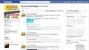 Druhou nejrozšířenější skupinou je na sociální síti Facebook iniciativa Za mě nestávkujete, Foto: SXC