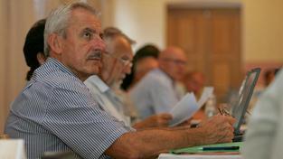 Heger připustil, že se obává situace, kdy by reformu stopnul na žádost opozice Ústavní soud, Foto:TOP09