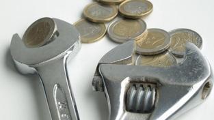 Koruna mírně posílila na 24,23 CZK/EUR, zdroj: SXC.hu