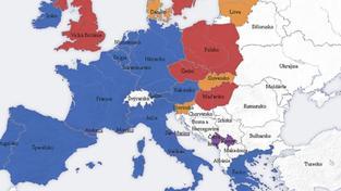 V případě odchodu silnějších zemí, jako je Německo, by bylo snazší spravovat dluh, protože jejich měna by proti euru patrně posilovala, Foto:SXC