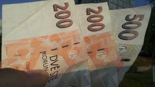 Z průzkumu také vyplynulo, že pouze 13 procent populace má finanční rezervy na více než jeden rok, Foto:NašePeníze.cz