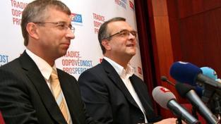 TOP 09 prosazuje kritizované reformy, které jsou krátkodobým a nevyhnutelným začátkem řešení pro posílení české ekonomiky, Foto:TOP09