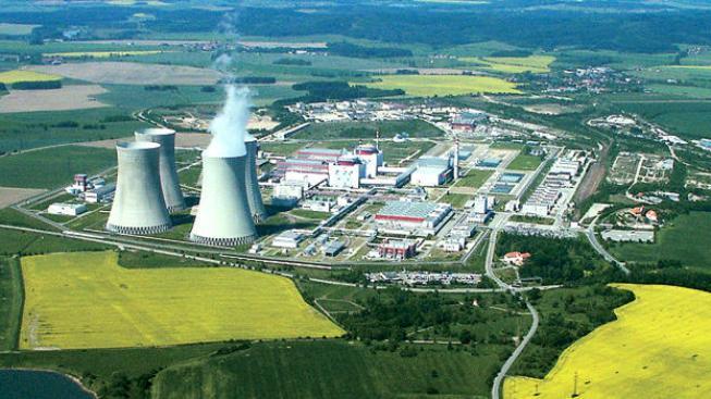 Za dva roky končí životnost jaderné elektrárny Dukovany a ČEZ bude muset požádat o její prodloužení o dalších deset let, Foto:ČEZ