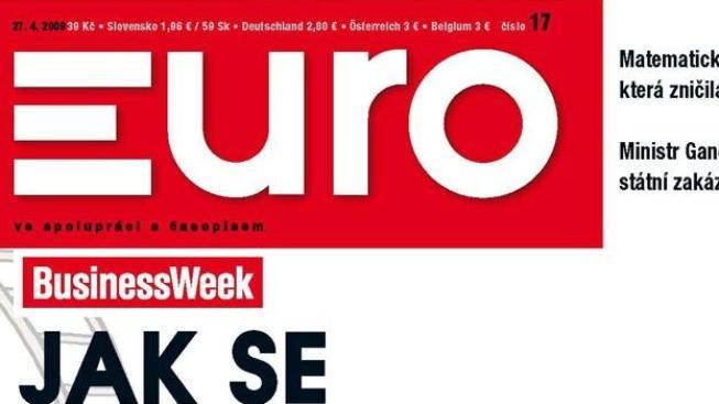Vydavatelství Euronews je jeden z důležitých hráčů v segmentu ekonomických médií v ČR., Foto: Euro