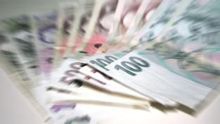 V meziročním srovnání činil přírůstek průměrné mzdy 521 korun Foto: Radka Malcová