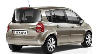 Renault bude na vývoji minivozu spolupracovat se svým partnerem Nissanem, Ilustrační Foto: Renault mini MPV Koncept